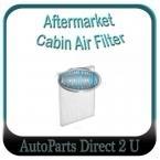 Nissan Dualis J10 Cabin Filter