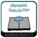 Subaru Forester SG9 Cabin Filter