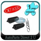 Mazda 323 BJ Power Steering Rack Boots