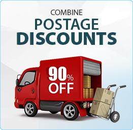 Combine Postage Discounts